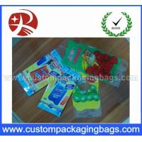 Buy cheap Heal Seal Food Grade Plastic Food Packaging Bags For Popsicle Packaging from wholesalers