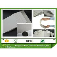 Buy cheap Two Side Grey Solid and Hard Stiffness Grayboard Package Box Used Board from wholesalers