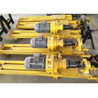 Buy cheap Borehole Core DTH Drilling Rig for Engineering Project Drilling from wholesalers