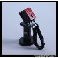 Buy cheap Pure black simple retractable pull box for mobile phone security display product