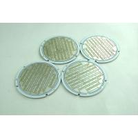 Buy cheap High Power Led  Aluminum PCB 0.3mm Via Diameter With White Solder Mask from wholesalers