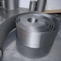 Buy cheap Stainless Steel Reverse Dutch Weave Filter Cloth Belt Wire Mesh 316L For Oil And Mining from wholesalers