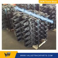 Buy cheap OEM quaity NIPPON SHARYO DH308 DH408 crawler crane track shoe made in China from wholesalers