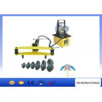 Buy cheap SWG-3B Overhead Line Construction Tools manual pipe bender , hydraulic busbar bender from wholesalers
