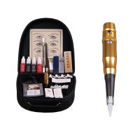 Buy cheap Eyebrow Tattoo Equipment 5 Color Ink Practice Skin / Tattoo Eyeliner Pen from wholesalers