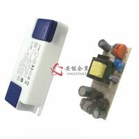 Buy cheap 24W LED Drivers With 220-240V DC Output Voltage , TUV CE Marks , For Panel Lights product