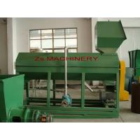 Buy cheap Plastic Pet Recycling machinery(CE certificate) product