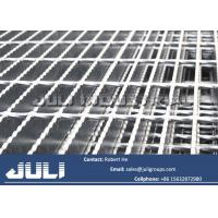 Buy cheap galvanized steel grating panels/galvanized bar grating panels/galvanized floor gratings from wholesalers