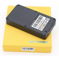 Buy cheap Large Capacity Battery Magnetic GPS Tracker Anti Lost Without Cable from Wholesalers
