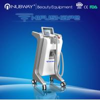 Buy cheap high intensity focused ultrasound system / hifu machine for body slimming from wholesalers