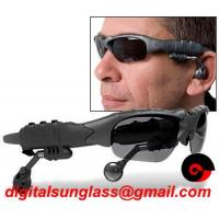 Buy cheap Sunglass MP3 Player MP3 Sunglasses from wholesalers