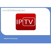 Buy cheap 182 Channels India Android IPTV APPs Programs Package / TV Channels Android App from wholesalers
