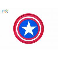 Buy cheap Personalized Custom Morale Patches Pvc NEO Tactical Gear Captain America from wholesalers