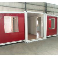 Buy cheap Hot sale customized demountable expandable container house from wholesalers