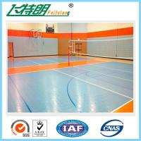 Buy cheap Basketball Interlocking Rubber Floor Tiles PP Commercial Rubber Flooring from wholesalers