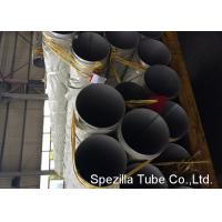 Buy cheap 2 inch stainless steel tubing Stainless Steel Round Tube SS304 06Cr19Ni10 Bright Annealed / Polished Surface product