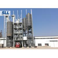 Buy cheap Commercial Dry Mortar Powder Mixing Machine , Dry Mix Mortar Production Line from wholesalers