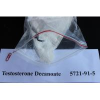 Buy cheap Injectable Testosterone Steroids / Testosterone Decanoate Raw Steroid Powders 5721-91-5 To Gain Weight product