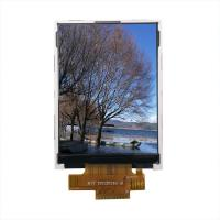 Buy cheap tft lcd color tv monitor active matrix 240X320 display 3 . 5 inch with MCU interface from wholesalers