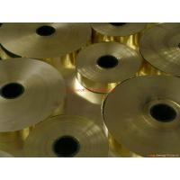 Buy cheap Conductive Copper Selfl Adhesive Tape , Insulated copper tape 5mm from wholesalers