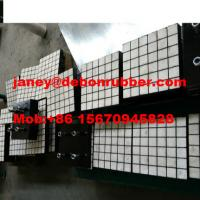 Buy cheap High Wear resistant composite polyurethane ceramic rubber wear liner from wholesalers