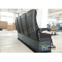 Buy cheap Environment Friendly Big 4D Movie Theater 4DM Motion Chair Easy Installation product