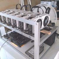 Buy cheap Ethereum Mining Rig New! 6×1070 180Mh/s ZCash/Monero from wholesalers