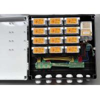 Buy cheap DIN Rail Mounting PLC Power Meter Box , Keypad Split Electric Meter Box Replacement from wholesalers