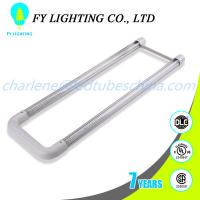 Buy cheap 120lm / w  U Shaped LED Tube Lights High Lumen Pure White Ra > 90 product