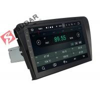 Buy cheap 10.1 Inch 1024*600 Android Car Navigation System Skoda Octavia Car Stereo Bluetooth 4.0 from wholesalers