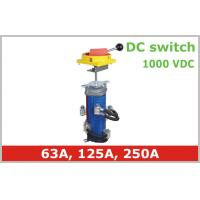 Buy cheap Professional Isolator Power Selector Switch 250A 1000V DC Solar PV System from wholesalers