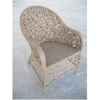 Buy cheap PE Rattan Armchair, Single Seater from wholesalers
