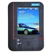Buy cheap Fcar-F3-W Auto Scanner For Mainstream Gasoline + 12v Diesel Vehicles, Update By Internet product