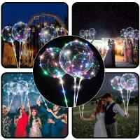Buy cheap Mini LED  Balloon String Lights Holiday Decoration Light Up Balloons Wedding from wholesalers
