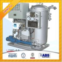 Buy cheap 0.5m3/h 15ppm Bilge Separator (YWC-0.5) from wholesalers