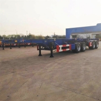 Buy cheap 20 Foot Superlink Interlink Shipping Container Chassis from wholesalers