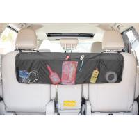 Buy cheap Multipurpose Foldable Trunk Car Seat Organizers Five Pocket Removable Storage Mesh from wholesalers