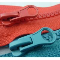 China big size open end zipper Resin zipper use for bags,luggage on sale