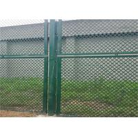 Buy cheap Security Bto -22 Razor Blade Barbed Wire / Razor Sharp Wire Square Shape Mesh from wholesalers