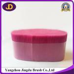 Buy cheap Yangzhou Jingdu brush provide soft  nylon&pbt filament for false eyelash from wholesalers