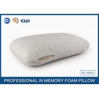 Rectangle Healty Care Traditional Memory Foam Pillow Back Sleeper , Bamboo Pillows - 104779243