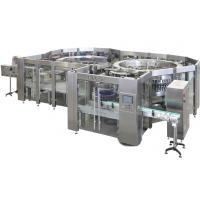 Buy cheap Automatic Still water, pure water, soda water 3L, 4L bottling line equipments machine from wholesalers