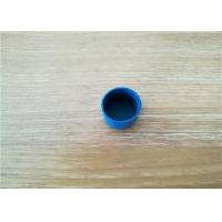 Buy cheap Screw Plastic Caps For Tubing / Packaging Plastic Bottle Caps Customized Size from wholesalers