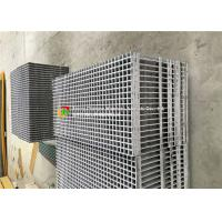 Buy cheap Platform Drain Compound Steel Grating Anti - Skid Simple Installation from wholesalers