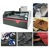 Buy cheap Laser Pattern Cutting Machine Leather Upholstery from wholesalers