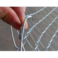 Buy cheap Hot Sale 6'x10' Vinyl Coated Chain Link Fence Panels Lowes from wholesalers