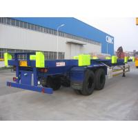 Buy cheap 45ft Terminal Trailer/Yard chassis from wholesalers