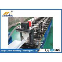 Buy cheap Lebron light frame  Solar strut roll Forming Machine with PLC touch screen from wholesalers