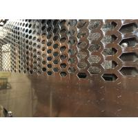 Buy cheap Regular  2B Finish Stainless Steel Perforated Sheets Suppliers  For USA, EU, Africa Market from wholesalers