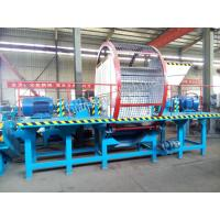 Buy cheap used tire shredder machine for sale from wholesalers